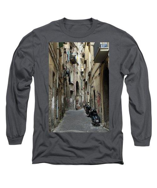 Naples Street Long Sleeve T-Shirt