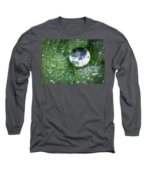 Natures Crystal Ball Long Sleeve T-Shirt