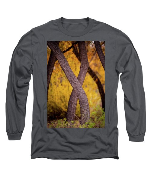 Nature's Font Long Sleeve T-Shirt
