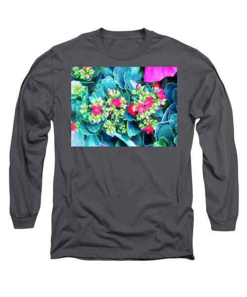 New Blooms Long Sleeve T-Shirt