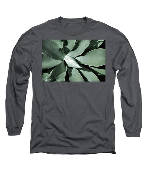Long Sleeve T-Shirt featuring the photograph New Growth I by Leda Robertson