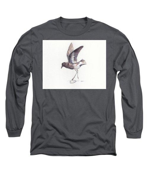 New Zealand Storm Petrel Long Sleeve T-Shirt