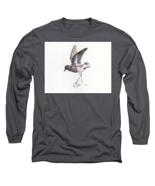 New Zealand Storm Petrel Long Sleeve T-Shirt