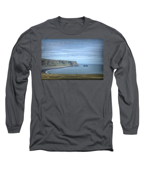 Nordic Landscape Long Sleeve T-Shirt