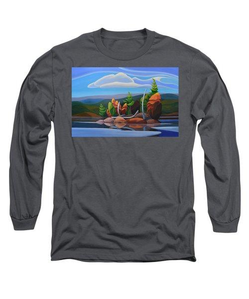 Northern Island II Long Sleeve T-Shirt