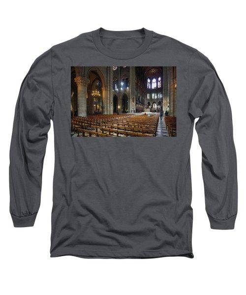 Notre-dame Long Sleeve T-Shirt