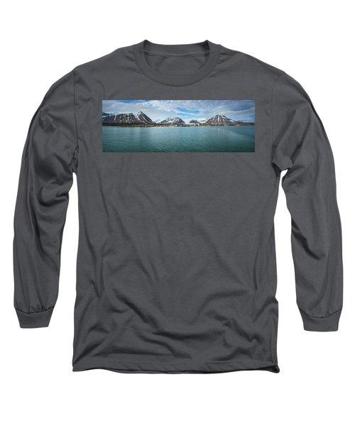 Ny Alesund Long Sleeve T-Shirt
