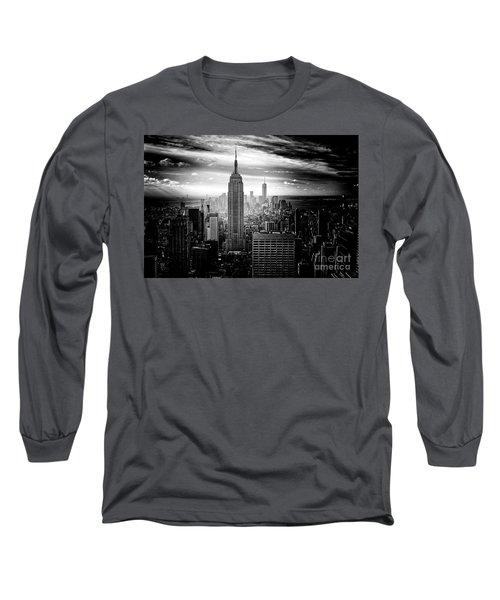 Nyc 1 Long Sleeve T-Shirt