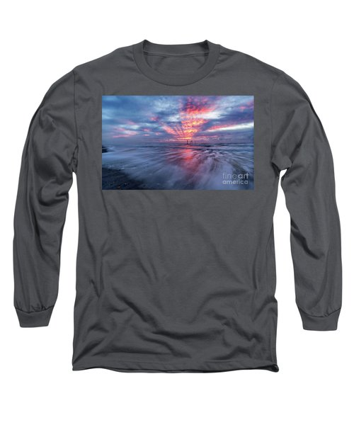 Ocean City Lights Long Sleeve T-Shirt