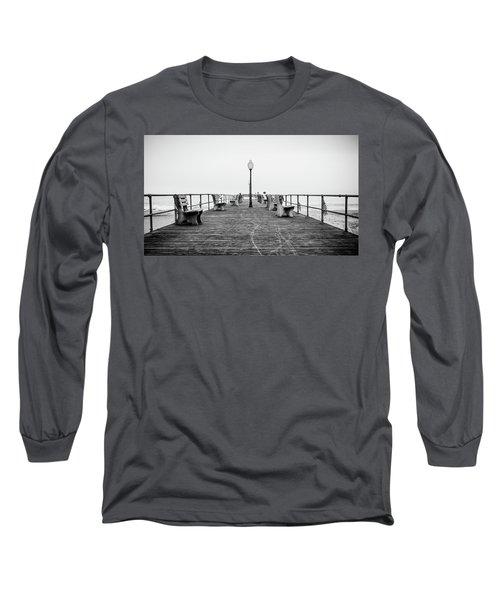 Ocean Grove Pier 1 Long Sleeve T-Shirt