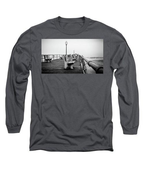 Ocean Grove Pier 2 Long Sleeve T-Shirt