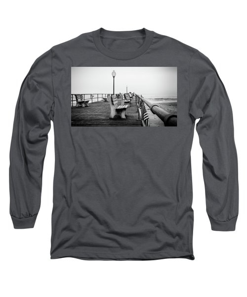 Ocean Grove Pier 2 Long Sleeve T-Shirt
