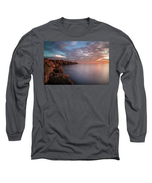 Oceanside Jetty Long Sleeve T-Shirt