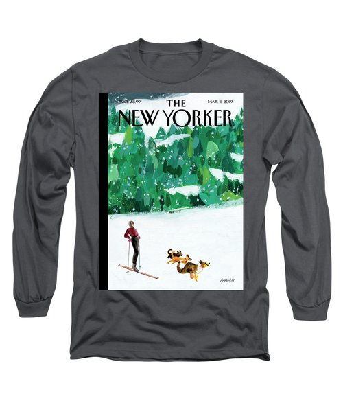 Off The Path Long Sleeve T-Shirt