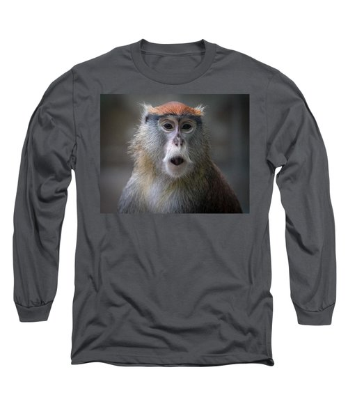 Oh No Long Sleeve T-Shirt
