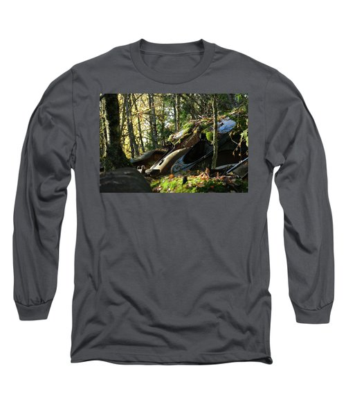 Old Cars Long Sleeve T-Shirt