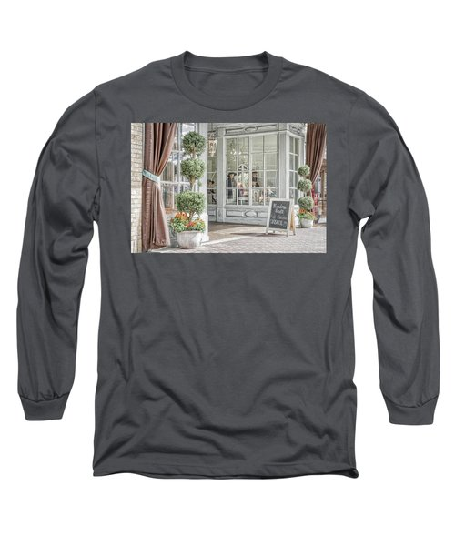 Old Days Long Sleeve T-Shirt