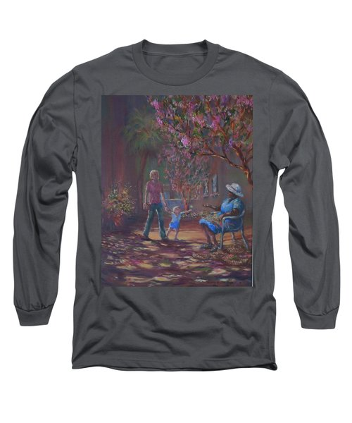 Old Friends Long Sleeve T-Shirt