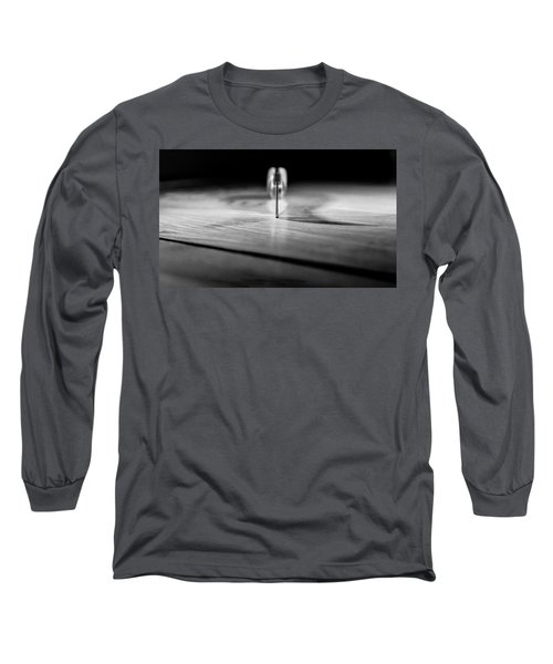 On A Knife Edge Long Sleeve T-Shirt