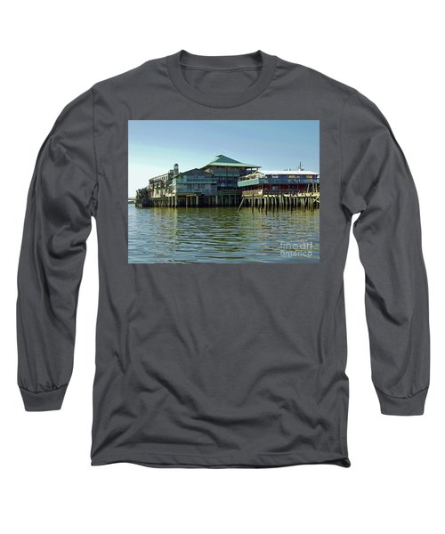 On The Gulf Long Sleeve T-Shirt
