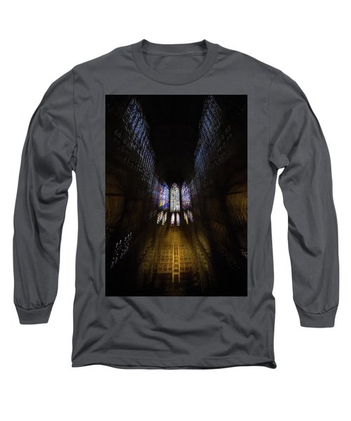 Long Sleeve T-Shirt featuring the photograph On The Wings Of A Dove by Alex Lapidus