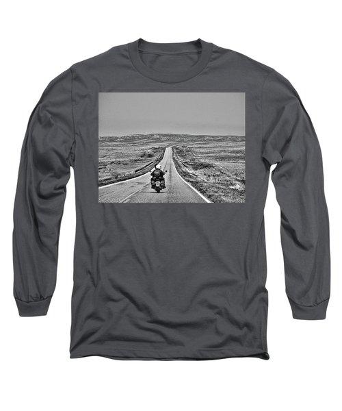 Open Road Long Sleeve T-Shirt