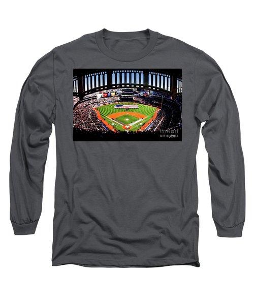 Opening Day Yankee Stadium Long Sleeve T-Shirt
