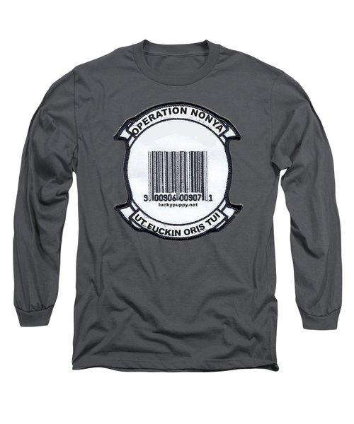 Operation Nonya Long Sleeve T-Shirt