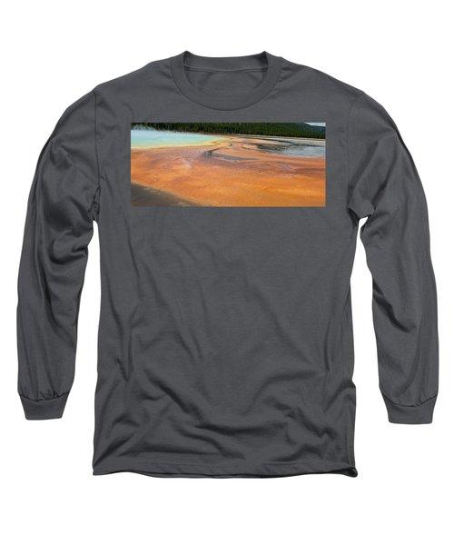 Orange River Long Sleeve T-Shirt