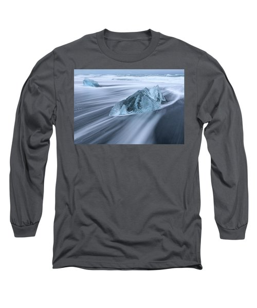 Ornate Ice Long Sleeve T-Shirt
