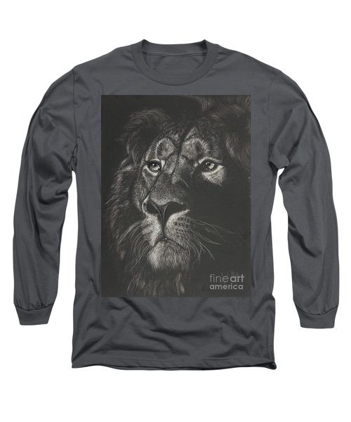 Out From The Dark Long Sleeve T-Shirt
