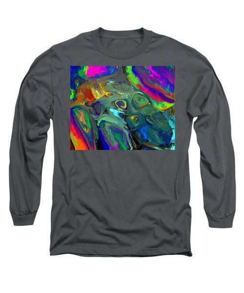 Out Of Shape Long Sleeve T-Shirt
