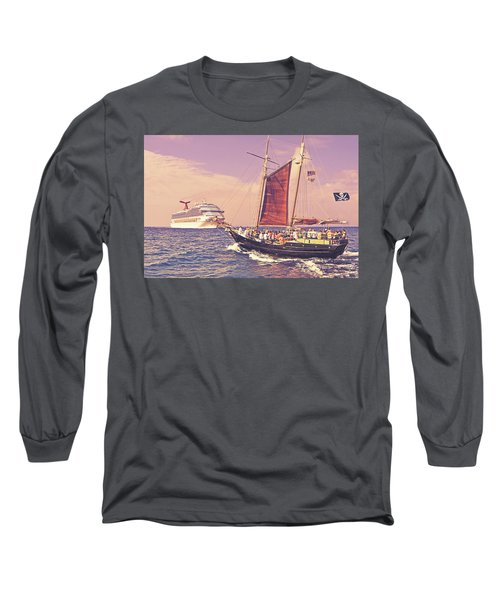 Outclassed Long Sleeve T-Shirt