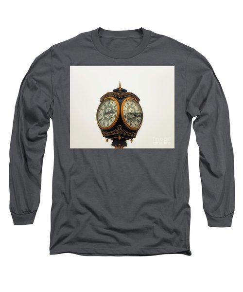 Outside Timepiece Long Sleeve T-Shirt