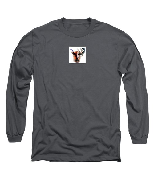 Pablo's Cow Long Sleeve T-Shirt