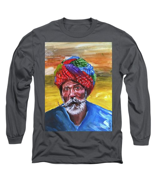 Pagdi Long Sleeve T-Shirt