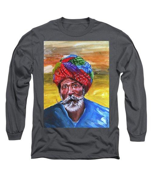 Pagdi Long Sleeve T-Shirt
