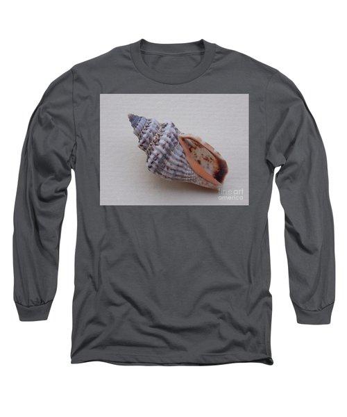 Painted Shell No 24 Long Sleeve T-Shirt