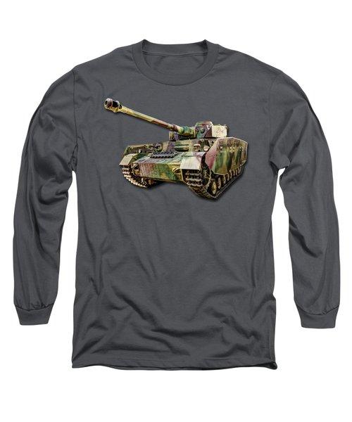 Panzer Iv Long Sleeve T-Shirt