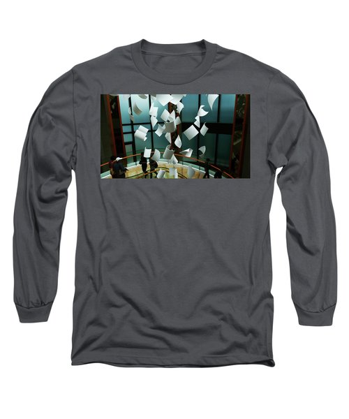 Papers Long Sleeve T-Shirt