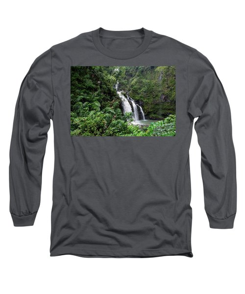 Paradise Falls Long Sleeve T-Shirt