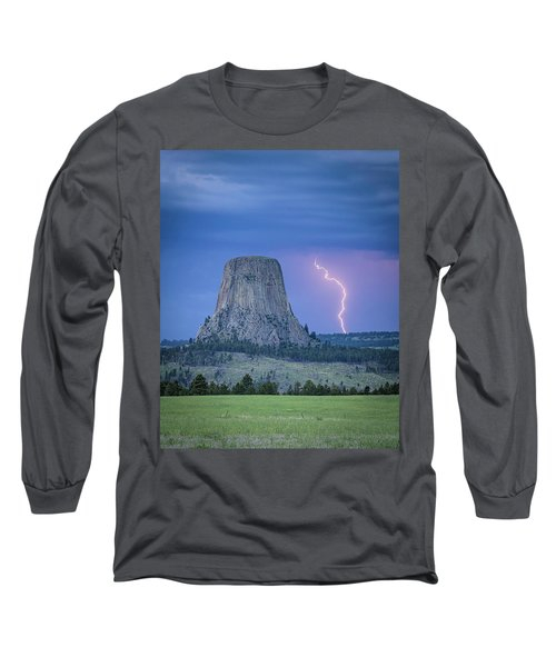 Parallel The Tower Long Sleeve T-Shirt