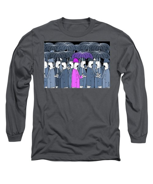 Parasol Party Long Sleeve T-Shirt