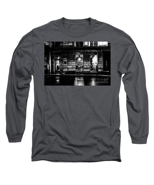Paris At Night - Rue Bonaparte 2 Long Sleeve T-Shirt