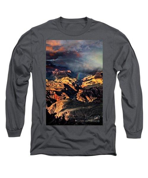 Passing Storm Long Sleeve T-Shirt