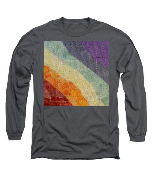 Pastel Color Study Long Sleeve T-Shirt