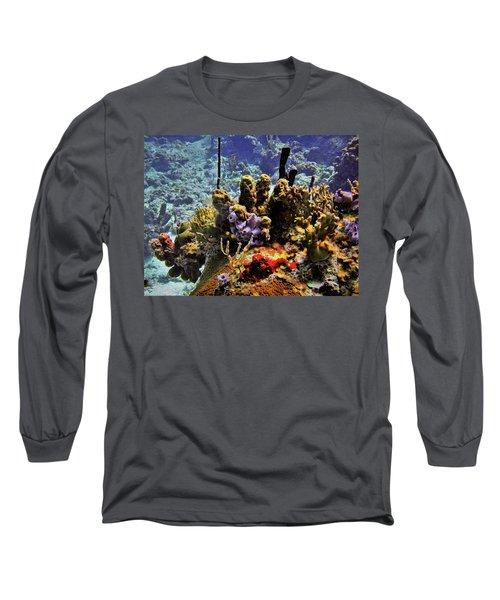 Patch Reef Bluff Long Sleeve T-Shirt
