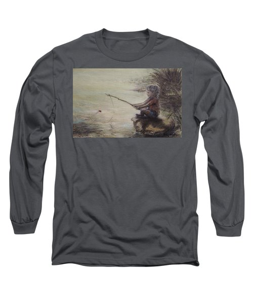 Patience Long Sleeve T-Shirt
