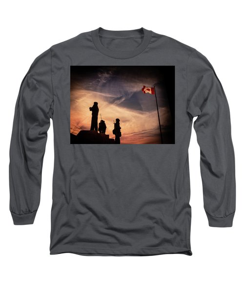 Peacekeepers Long Sleeve T-Shirt