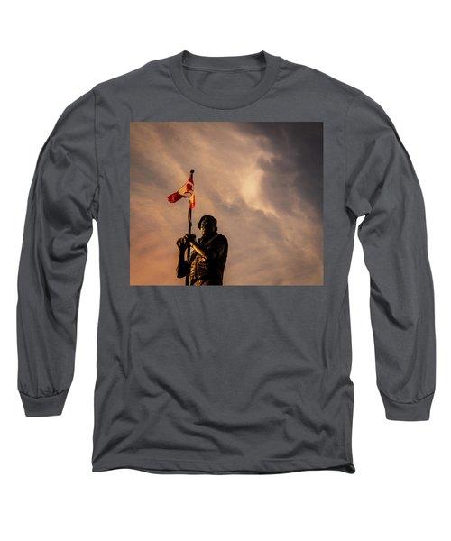 Peacekeeping Long Sleeve T-Shirt